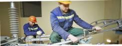 Электромонтаж и ремонт проводки поставки трансформаторов с монтажом
