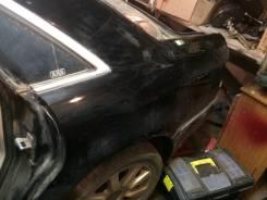 Задняя часть автомобиля. Audi A8