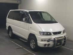 Дуга. Mitsubishi Delica