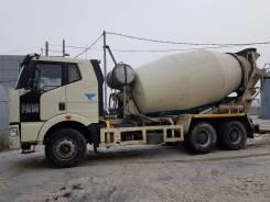 FAW. 10m3 автобетоносмеситель, 13 000 куб. см., 10,00куб. м.
