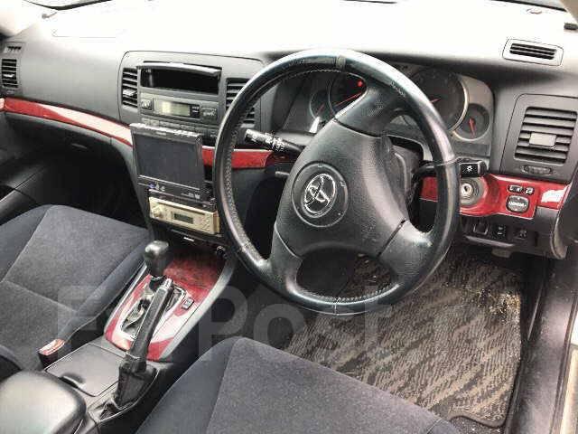 Аудио-видео система. Toyota Mark II, JZX110
