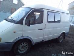 ГАЗ 2752. Продается Газель Соболь 2752, 2 500 куб. см., 7 мест