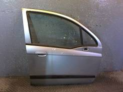 Дверь боковая Chevrolet Matiz, правая передняя