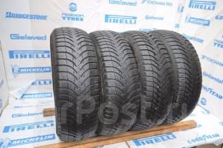 Michelin Alpin A4. Зимние, без шипов, износ: 20%, 4 шт