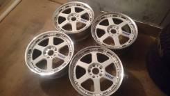 RAYS VOLK RACING GT-P. 8.0x17, 5x114.30, ET35, ЦО 73,0мм.