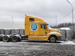 Freightliner. Седельный тягач CL120064ST, 14 000 куб. см., 37 000 кг.