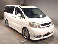 Toyota Alphard. ANH100050779, 2AZFE