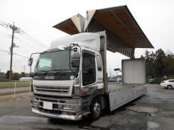Isuzu Giga. Isuzu GIGA во Владивостоке, 9 830 куб. см., 13 700 кг. Под заказ