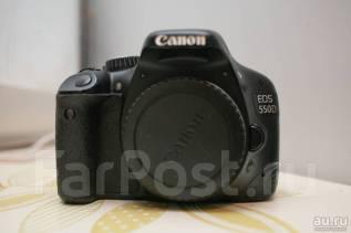 Canon EOS 550D. 15 - 19.9 Мп