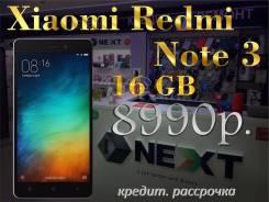 Xiaomi Redmi Note 3. Новый, 16 Гб