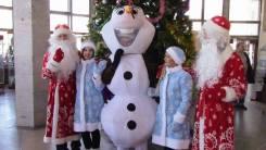 Дед Мороз и Снегурочка выезд на дом, работа в заведениях!