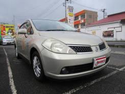 Nissan Tiida. автомат, передний, 1.5, бензин, 53 000 тыс. км, б/п, нет птс. Под заказ
