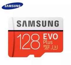 MicroSD. 128 Гб, интерфейс microSD XC