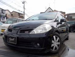 Nissan Tiida. автомат, передний, 1.5, бензин, 59 448 тыс. км, б/п, нет птс. Под заказ