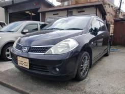 Nissan Tiida. автомат, передний, 1.5, бензин, 94 000 тыс. км, б/п, нет птс. Под заказ