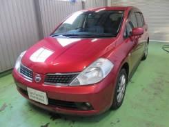 Nissan Tiida. автомат, передний, 1.5, бензин, 35 550 тыс. км, б/п, нет птс. Под заказ