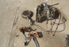 МКПП. Toyota Caldina, ET196, ET196V Двигатель 5EFE