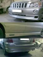 Обвес кузова аэродинамический. Toyota Kluger V. Под заказ