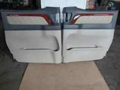 Обшивка двери. Toyota Alphard, MNH15W, MNH15, MNH10W, MNH10