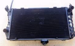 Радиатор охлаждения двигателя. Toyota Lite Ace, YM40, YM40G Двигатель 3Y