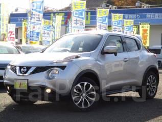 Nissan Juke. автомат, 4wd, 1.6 (190 л.с.), бензин, 11 000 тыс. км, б/п. Под заказ
