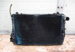 Радиатор охлаждения двигателя. Toyota Town Ace, YM55 Двигатель 2Y