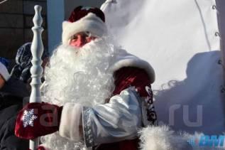 Дед Мороз и Снегурочка поздравят Вашего ребенка!