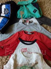 Лот одежды на мальчика с рубля. Рост: 86-98, 98-104 см