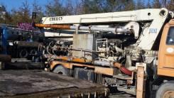 Услуги ремонта бетононасоса