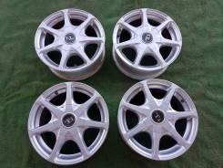 Диски VX wheels R14. 6.0x14, 4x100.00, 4x114.30, ET38, ЦО 73,1мм.