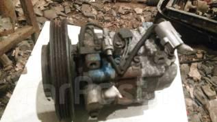 Компрессор кондиционера. Toyota Pixis Space, L585A, L575A Toyota Corolla Двигатель 4A