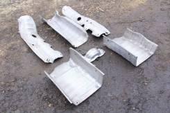 Тепловой экран турбины. Lexus LS430, UCF30 Toyota Celsior, UCF31, UCF30 Двигатель 3UZFE