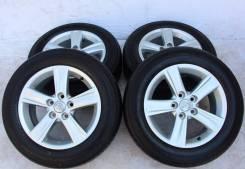 Колёса с шинами =Toyota Mark X= R16! Оригинал! (№ 60722). 7.0x16 5x114.30 ET40