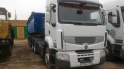 Renault Premium. , 10 837 куб. см., 40 000 кг.
