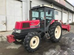 Yanmar. Трактор F97D, 97 л.с.