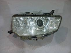 Фара. Mitsubishi Pajero Sport, K90, KH0 Двигатели: 6G72, 4M41, 4D56, 6B31. Под заказ