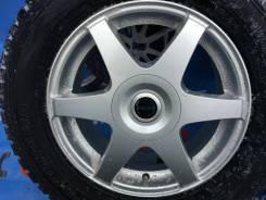 Bridgestone FEID. 6.5x16, 5x100.00, 5x114.30, ET35, ЦО 72,0мм.