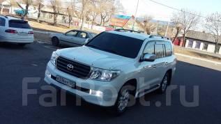 Toyota Land Cruiser. автомат, 4wd, бензин