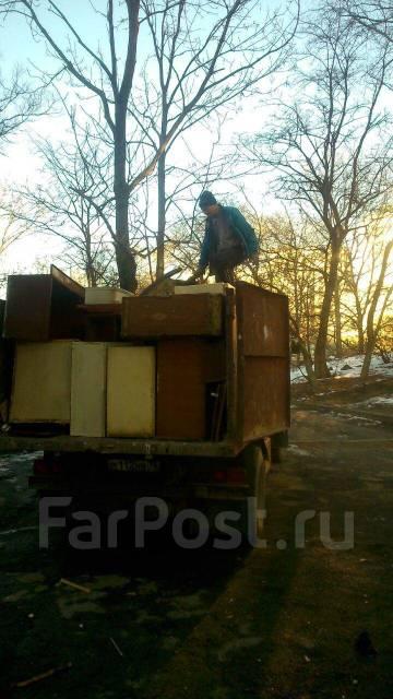 Переезды/Грузчики/Фургоны/Бортовые/Вывоз стр. мусора