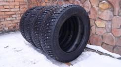 Michelin X-Ice North 3. Зимние, шипованные, 2015 год, износ: 5%, 4 шт
