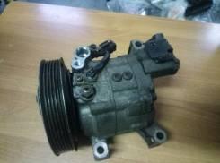 Компрессор кондиционера. Nissan: Sunny, Primera Camino, Expert, Avenir, Tino, Bluebird Двигатели: SR16VE, QG15DE, QG18DD, QG18DE, SR20DE