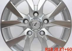 """Lexus. 8.0x18"""", 5x150.00, ET60, ЦО 110,1мм."""