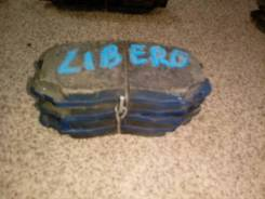 Колодка тормозная. Subaru Libero