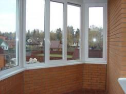 Пластиковые окна. Балконы. Остекление Балконов и Лоджий. Недорого.