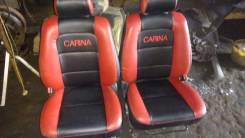 Сиденье. Toyota Carina, AT210, AT211, AT212, CT210, CT211, CT215, CT216, ST215 Двигатели: 2CT, 3CTE, 3SFE, 4AGE, 5AFE, 7AFE