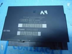 Блок комфорта. Audi A4