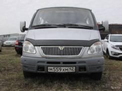 ГАЗ 2217 Баргузин. Продается Газель ГАЗ-2217, 2 285 куб. см., 2 000 кг.