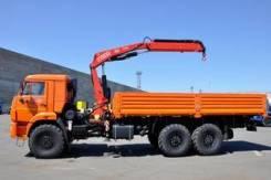 Fassi F245A.2. Бортовой с КМУ Fassi 245 A.0.22 Камаз 43118-46, 11 760 куб. см., 8 900 кг., 8 м.