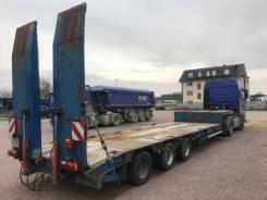 Mueller-mitteltal. Трал Muller-Mitteltal 37 тонн, 37 000кг.