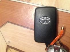 Ключ зажигания. Toyota Aqua, NHP10, NHP10H